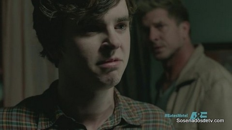 Bates Motel: Check-Out 2x4 s02e04 norman