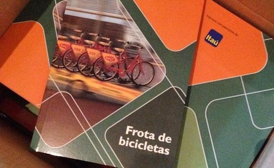 A empresa e a bicicleta