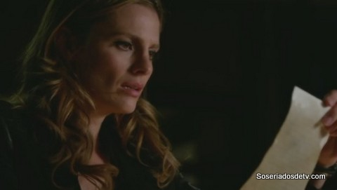 CASTLE Time Will Tell 6X05 S06E05
