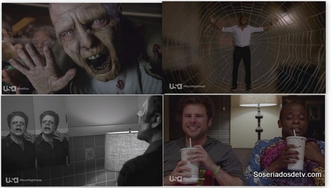 Psych: A Nightmare On State Street (8x09)