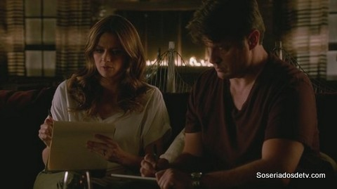 Castle The Greater Good 6x19