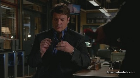 Castle The Way of the Ninja (6x18)