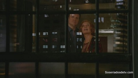 Castle Deep Cover S06e12 6x12 Castle Martha