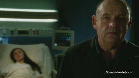 CSI Dead In His Tracks 14x22 - despedida do brass s14e22