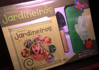 Livro dos Pequenos Jardineiros
