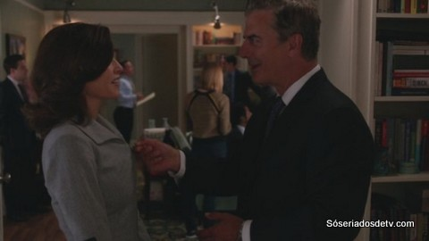 the good wife hiting the fan 5x05 peter alicia