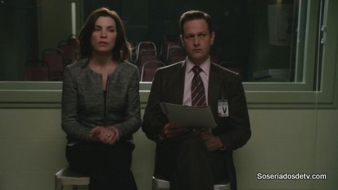 The good wife everything is ending 5x01 alicia will