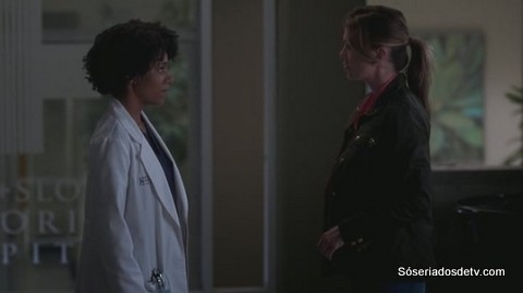 Grey's Anatomy: Puzzle with a Missing Piece (11x02)