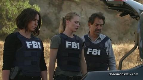 Criminal Minds: X 10x01 s10e01 chegada de calahan