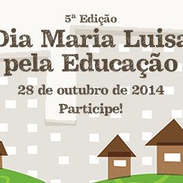 Dia 28 de Outubro é Dia Maria Luisa pela Educação na Starbucks