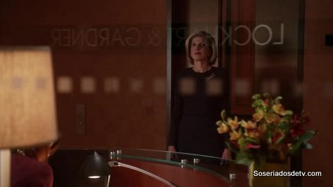 the good wife Outside the Bubble 5x04 s05e04 diane