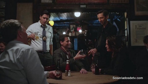 Forever The Ecstasy of Agony 1x08 s01e08 Henry Jo Lucas