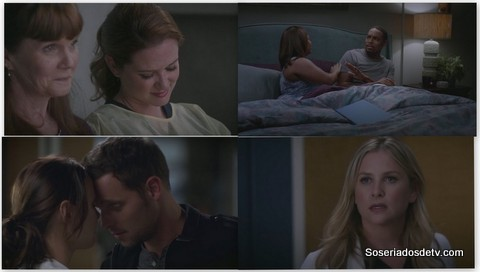 Grey's Anatomy: Don't Let's Start 11x06 s11e06