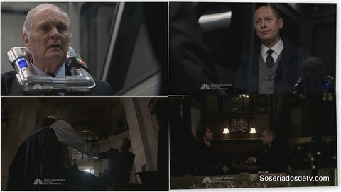 The Blacklist: The Decembrist 2x08 s02e08