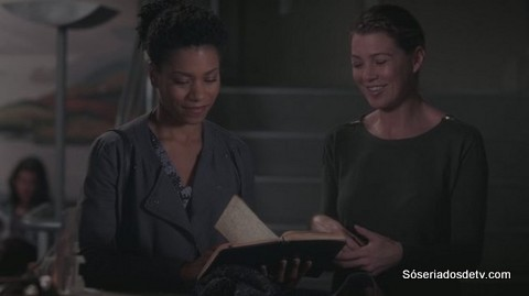 Grey's Anatomy: Only Mama Knows 11x04 s11e04
