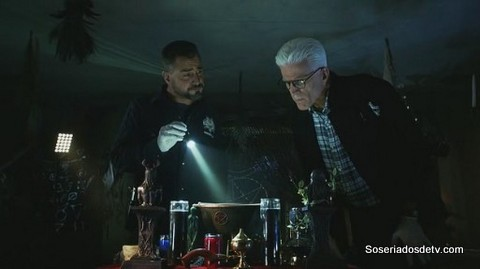 CSI: The Book of Shadows 15x04 s15e04 db russel nick