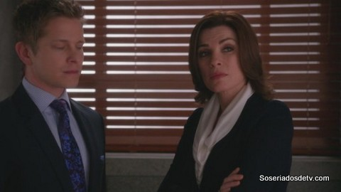 The Good Wife: We, the Juries  5x12 s05e12 cary alicia
