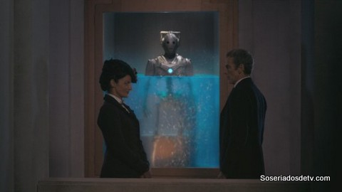 Doctor Who: Dark Water 8x11 s08e11 doctor who missy