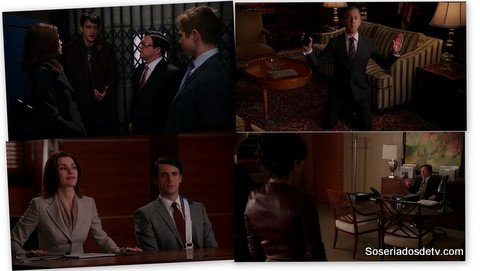 THE GOOD WIFE 5X18 S05E18