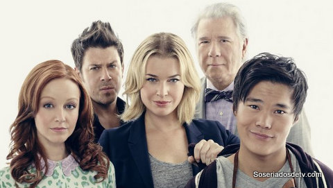 The Librarians US