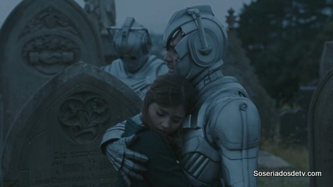 Doctor Who: Death in Heaven 8x12 s08e12 danny clara