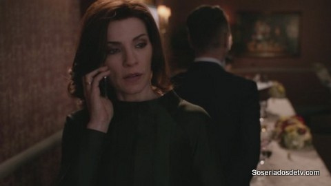 The Good Wife: Dramatics, Your Honor s05e15 5x15