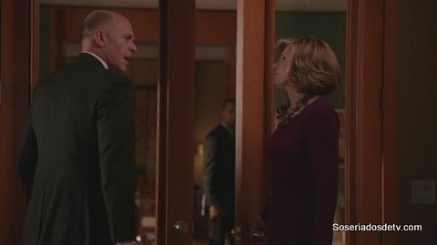 The Good Wife: The Last Call 5x16 Diane