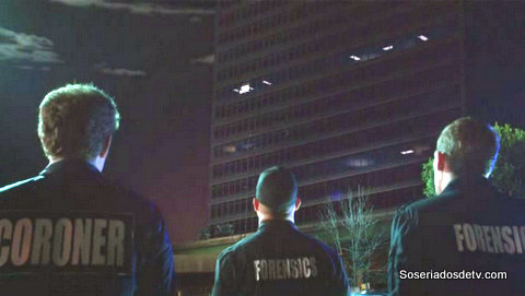 CSI: Angle Of attack 15x11 Nick Greg David
