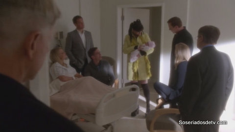 NCIS: We Build, We Fight 12x13 Palmer Baby