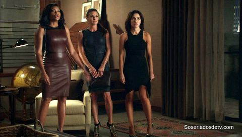 Person of Interest Lady Killer 3x03 s03e03 Carter Zoe Shawn Sarah Shahi Taraji P. Henson