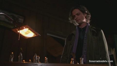 Criminal Minds 10x13 s10e13 Reid