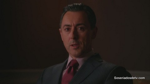 The Good Wife: A Weird Year 5x22 s05e22 Eli