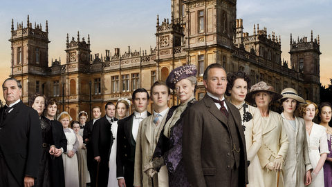 Downton Abbey Season 1 Temporada 1