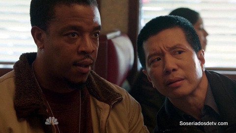 Grimm Death Do Us Apart 4x11 s4e11 Hank Wu