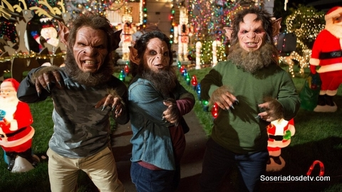 Grimm The Grimm Who Stole Christmas 4x07 s04e07 mini grinchs