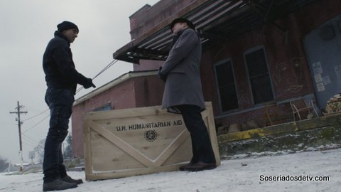 The Blacklist: Ruslan Denisov 2x11 s02e11 Red Denisov