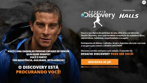 Desafio Discovery