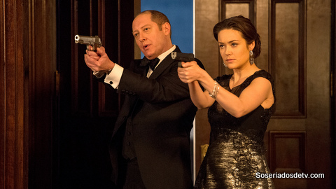 The Blacklist T. Earl King VI 2x14