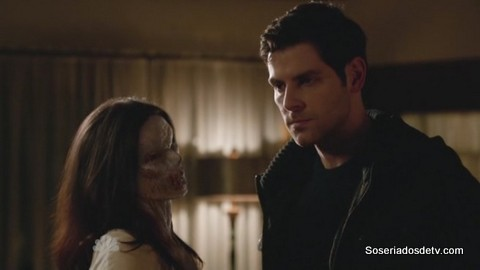 Grimm Bad Luck 4x14 s04e14 Juliette Nick