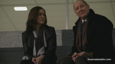 The Blacklist: The Major e Tom Keen (2x15 e 2x16)
