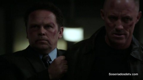 Person of Interest: The Devil's Share 3x10 Fusco Simmons
