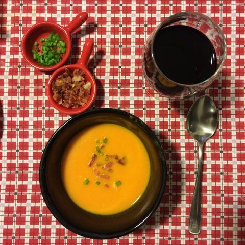 Que bela sopa...