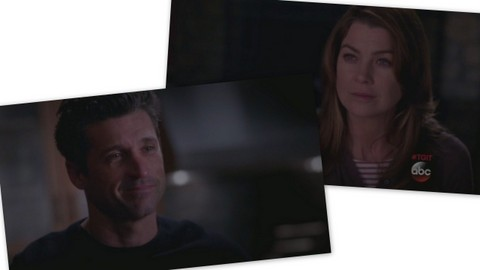 Grey's Anatomy: With or Without You 11x17 s11e17 Derek Meredith