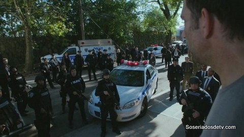 Elementary: End of Watch