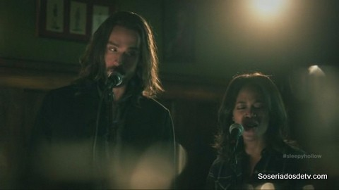Sleepy Hollow: Kali Yuga 2x14 s02e14 Ichabod Abbie karaoke