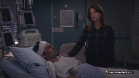 Grey's Anatomy Great Day To save A Life Derek Meredith 11x21 s11e21