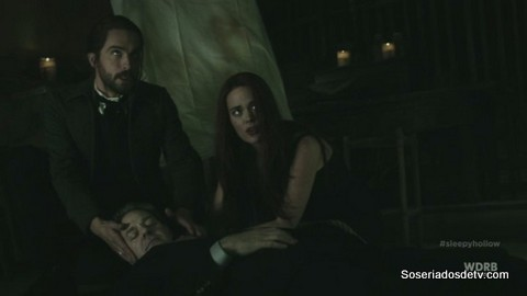 Sleepy Hollow: Pittura Infamante (2x13)