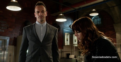 Elementary The Illustrious Client 3x11 s03e11