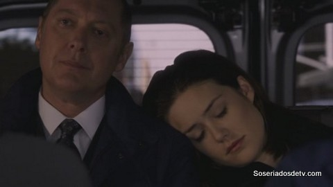 The Blacklist: Tom Connolly 2x22 Liz Red s02e22