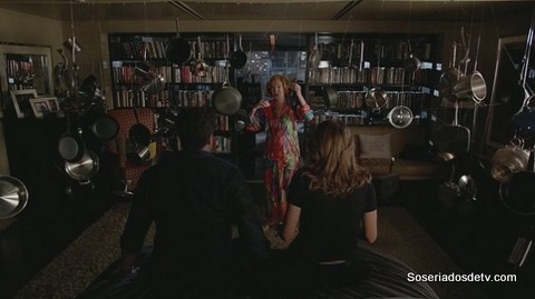 Castle: Clear and Present Danger 7x03 S07E03 Castle Beckett Martha